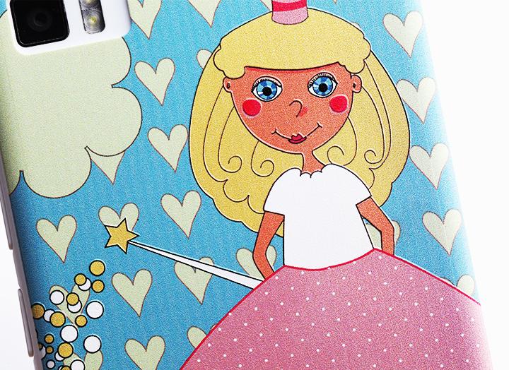 儿童 画画 大全 公主 三年级简单的公主画